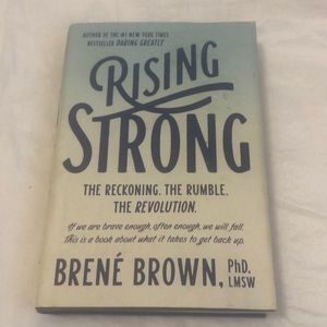❣️LAST CHANCE❣️Rising Strong by Brene Brown